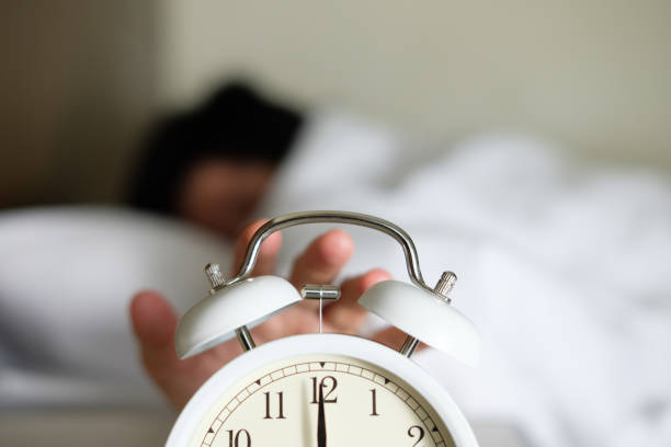 alarmclock - napping stock photos and pictures