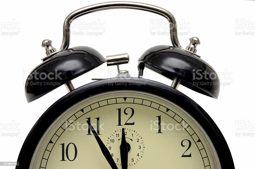 alarm-clock royalty-free stock photo