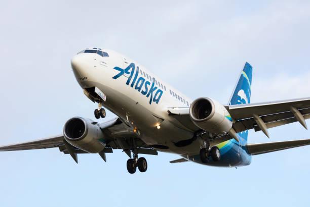 Alaska Airlines 737 – Foto