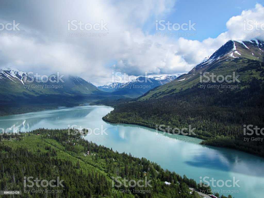 Paysage de l'Alaska - Photo