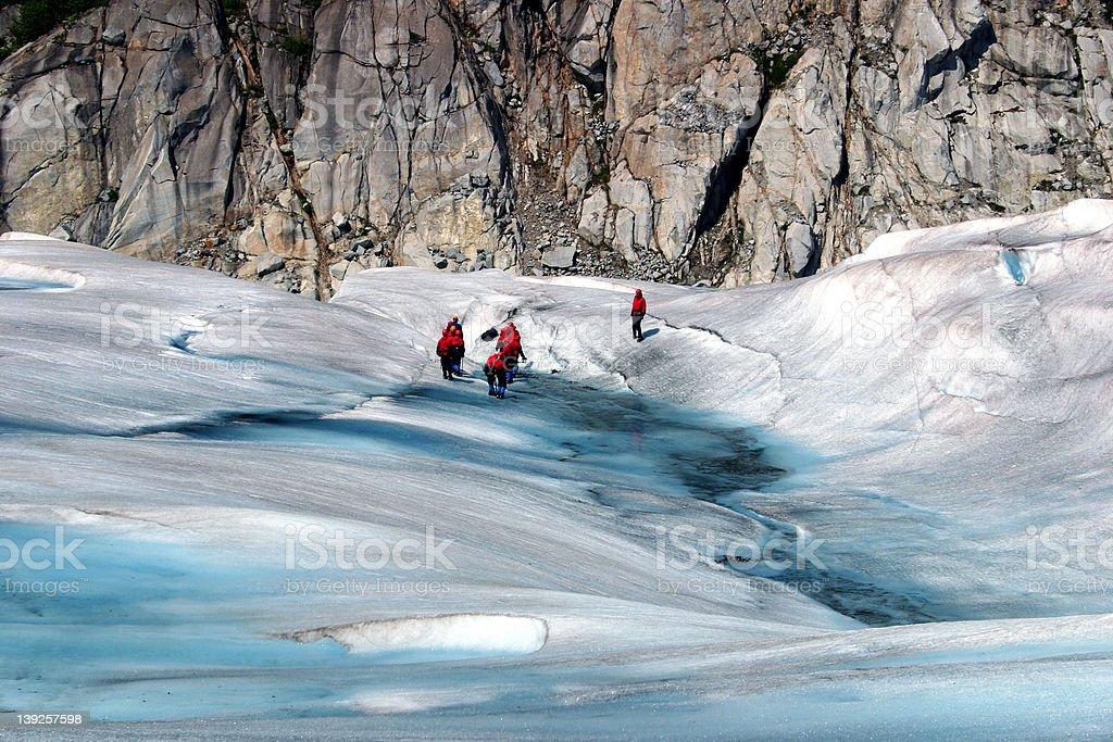 Alaskan Adventure royalty-free stock photo