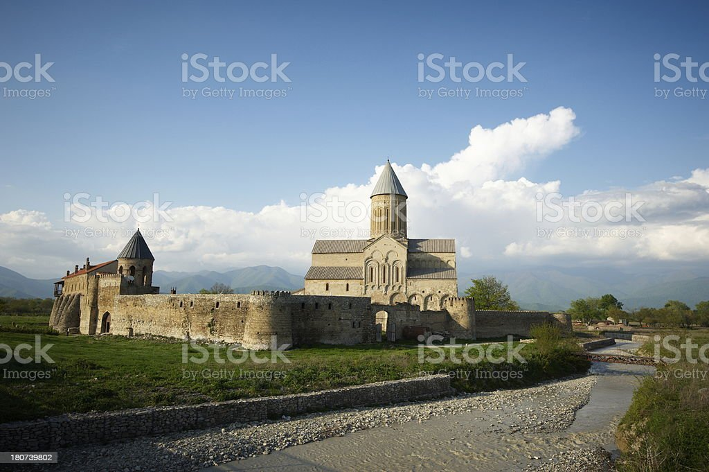 Alaverdi monastery royalty-free stock photo