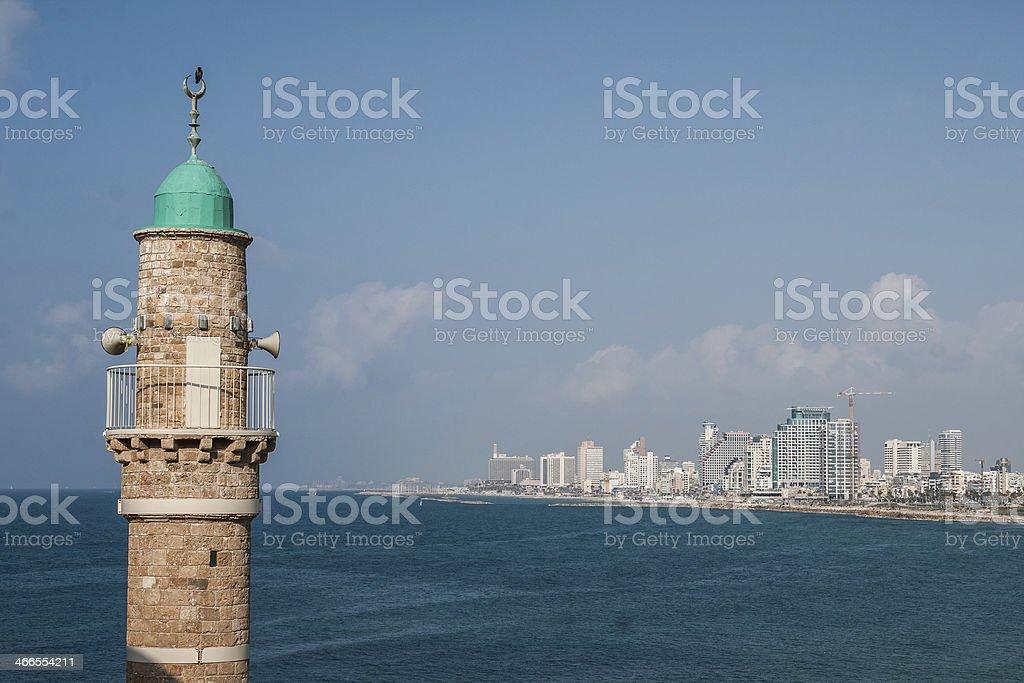 Al-Bahr Mosque stock photo