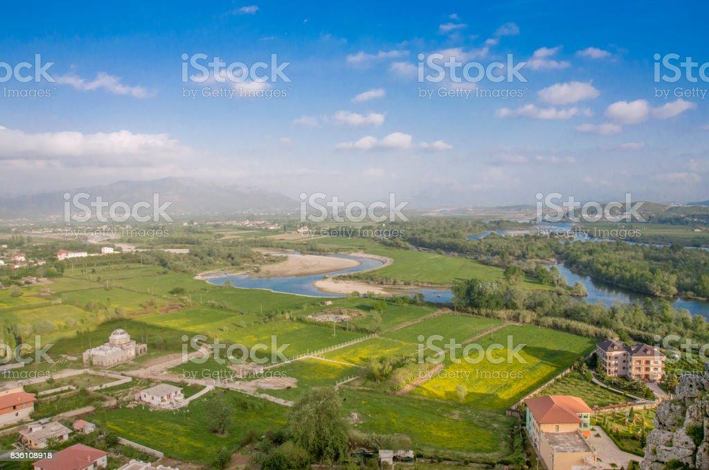 Albania  - Shkodra (Shkodër) stock photo