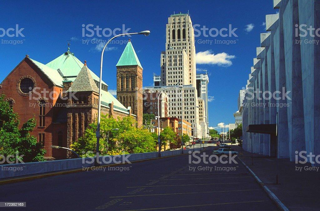 Albany royalty-free stock photo