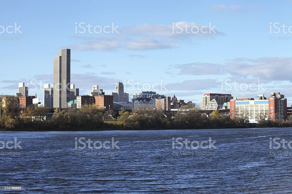 Albany stock photo
