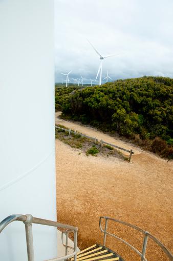 앨버니 바람 농장 0명에 대한 스톡 사진 및 기타 이미지