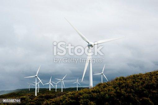 Albany Wind Farm - Stockowe zdjęcia i więcej obrazów Albany - Western Australia