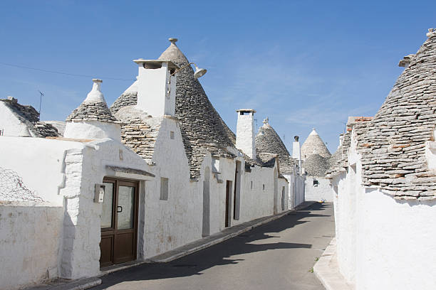 alberobello - yt stock pictures, royalty-free photos & images