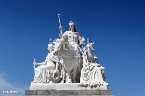 istock Albert Memorial, London , detail 179253955