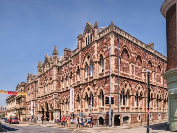 Albert Memorial Museum Exeter UK stock photo
