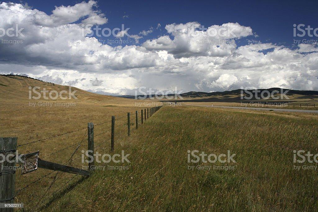 Alberta Canada royalty-free stock photo