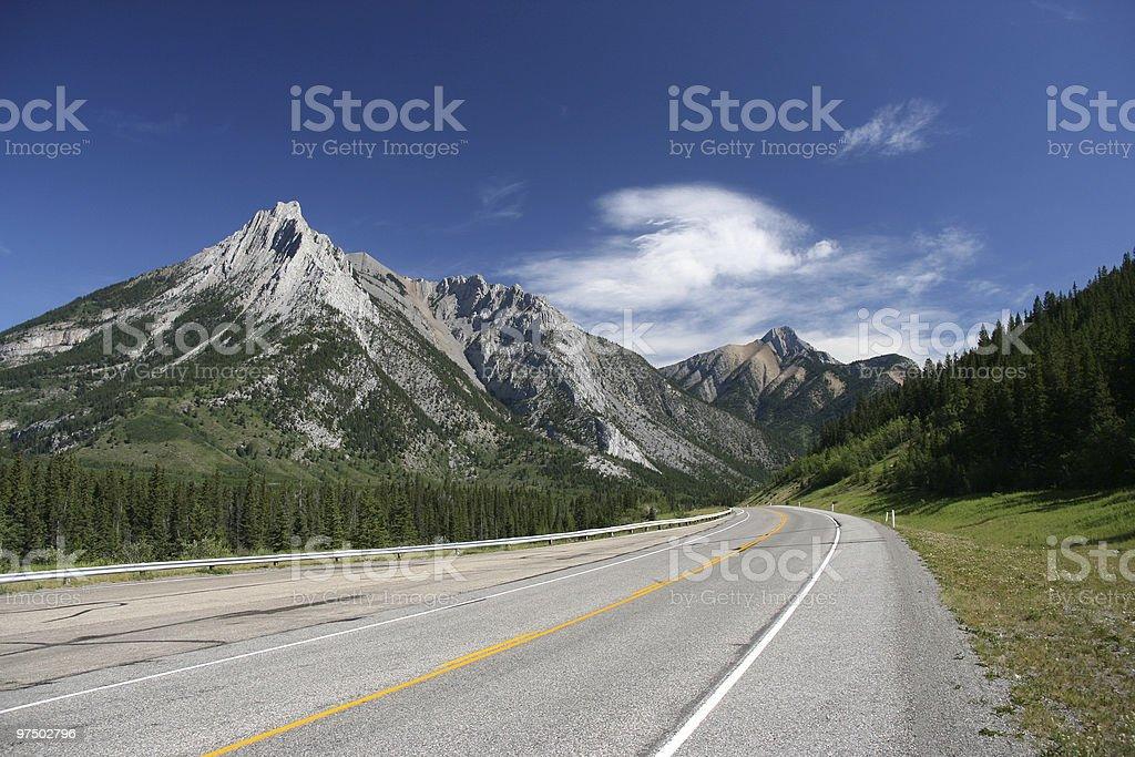 Alberta, Canada royalty-free stock photo