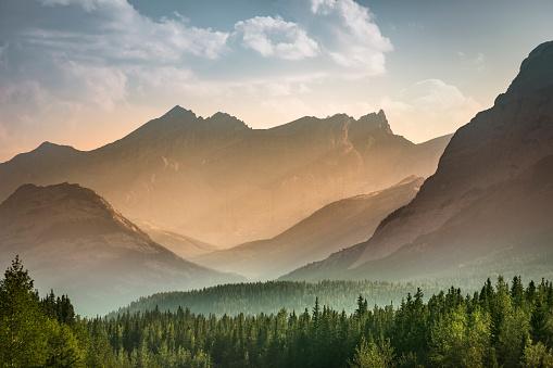 Alberta Wilderness Near Banff 0명에 대한 스톡 사진 및 기타 이미지