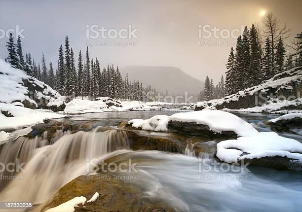 Photo of Alberta Winter Scenic in Kananaskis