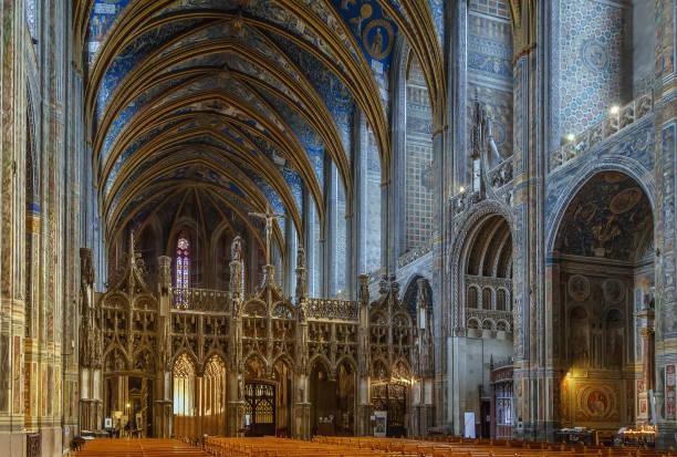 Albi Kathedrale, Frankreich – Foto