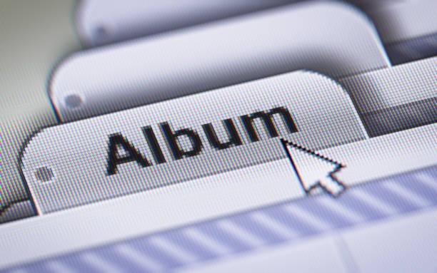 album - maus video stock-fotos und bilder