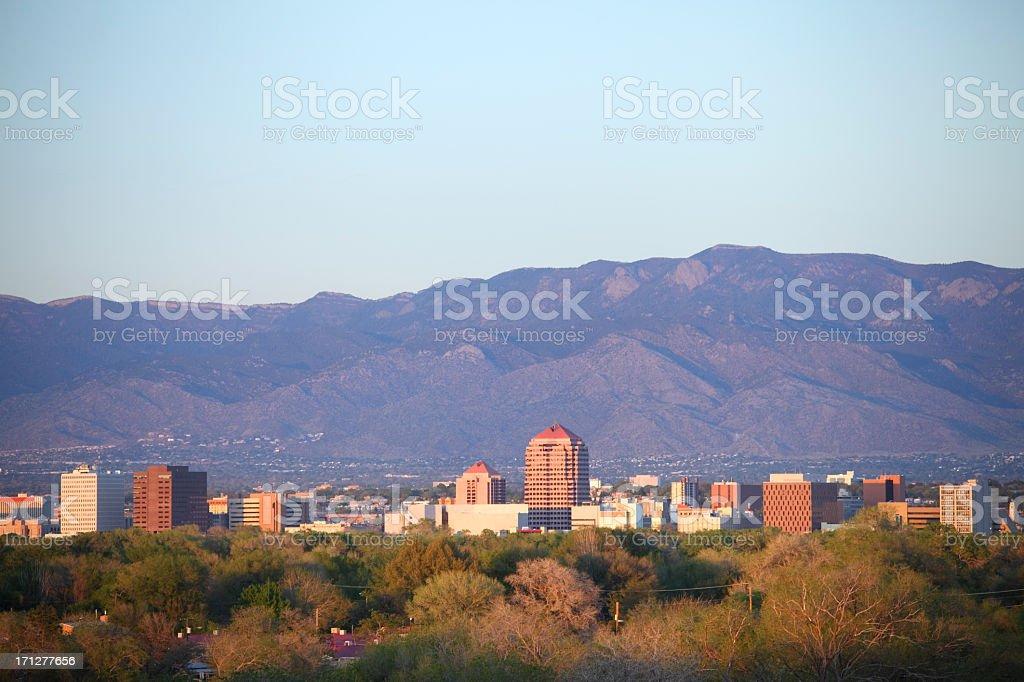 Albuquerque stock photo