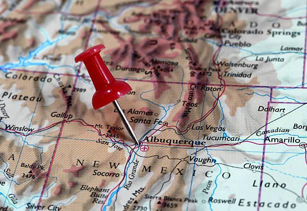 Albuqurque in New Mexico, USA – Foto