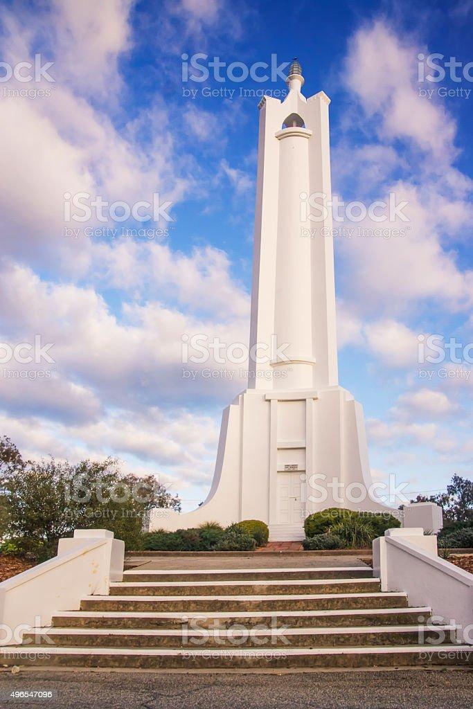 Albury War Memorial stock photo