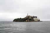 istock Alcatraz Island in the bay of San Francisco 1200047637