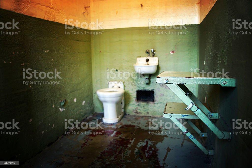Alcatraz royalty-free stock photo