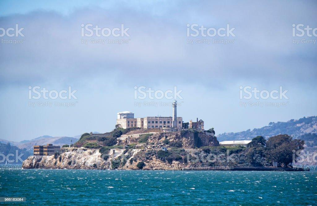 Genten - Royalty-free Alcatraz-eiland Stockfoto