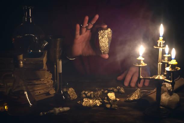 Alchemistry. – Foto