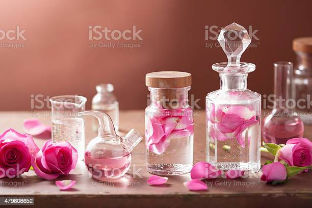 Alchemy and aromatherapy set with rose flowers and flasks picture id479608652?b=1&k=6&m=479608652&s=612x612&h=sc2ncebliash04on srtszemlcdfvug3kqve q26fi4=