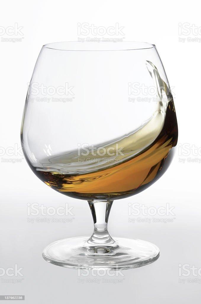 Alcohol - Brandy royalty-free stock photo
