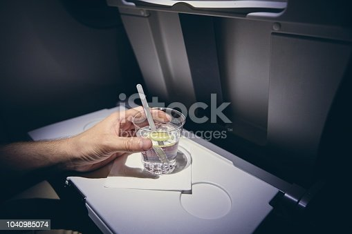 istock Alcohol drink on board 1040985074