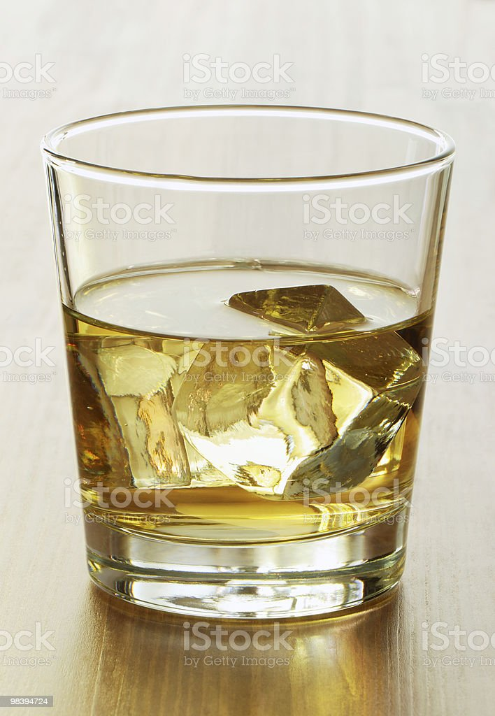 Alcohol drink royalty-free stock photo