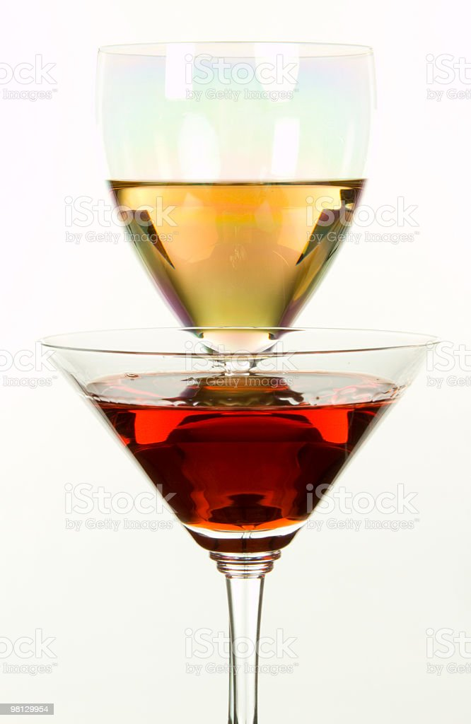 alcohol drinks royalty-free stock photo