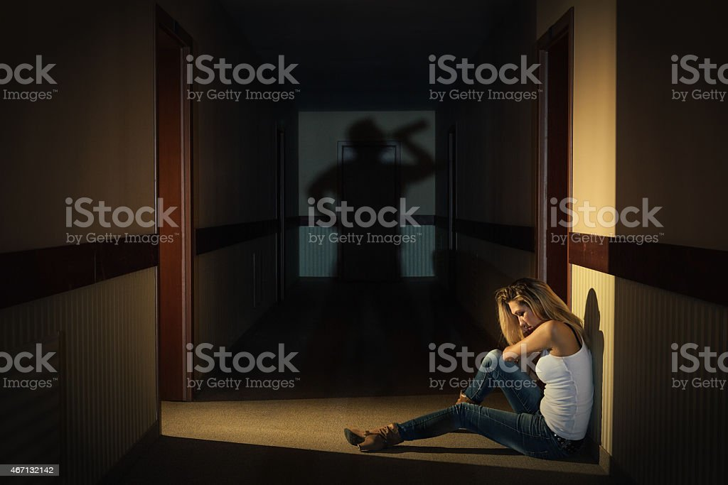 Alcohol issues stock photo