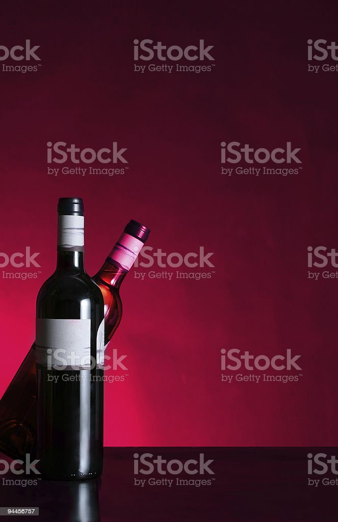 Alcohol - Red Wine royalty-free stock photo