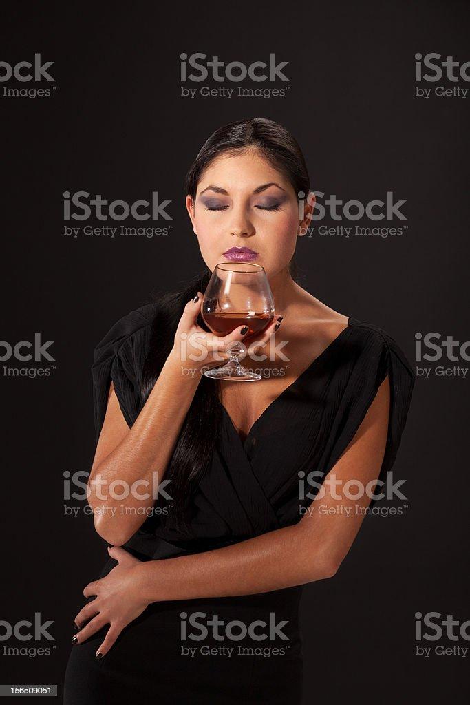 Alcohol temptations royalty-free stock photo