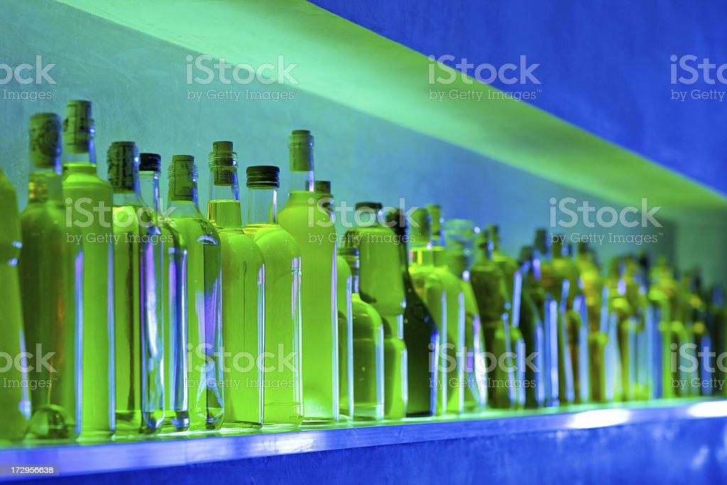 alcoholic drinks royalty-free stock photo