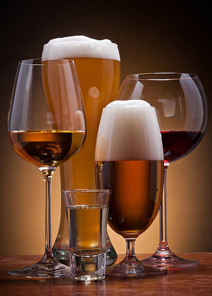 boissons alcoolisées - spiritueux photos et images de collection