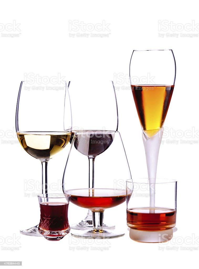 Alkoholische Getränke – Foto