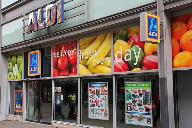 Aldi Supermarkt – Foto