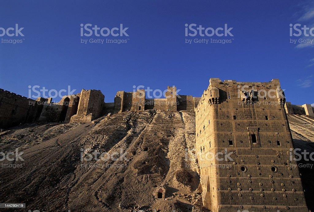 Citadelle d'Alep - Photo