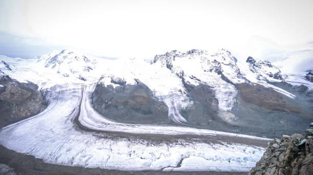 Aletschgletscher – Foto