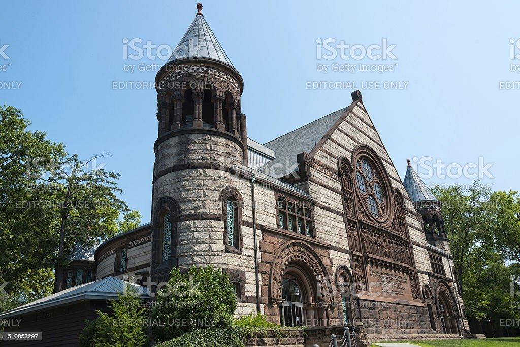 Alexander Hall In Princeton University Royalty Free Stock Photo