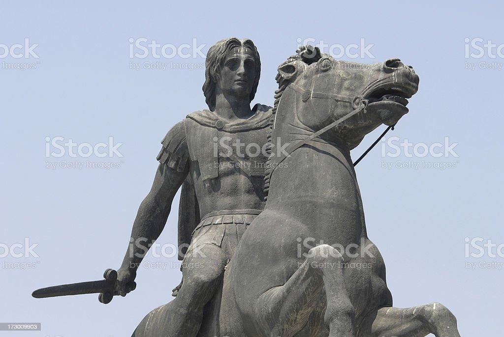 Alexander - foto de acervo