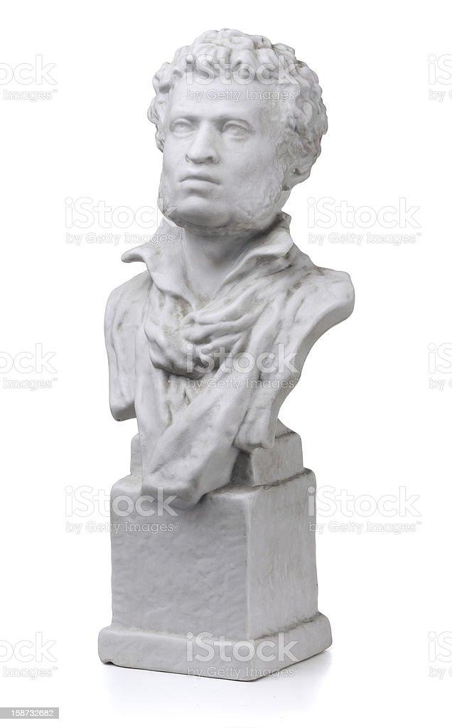 Alexander Pushkin royalty-free stock photo