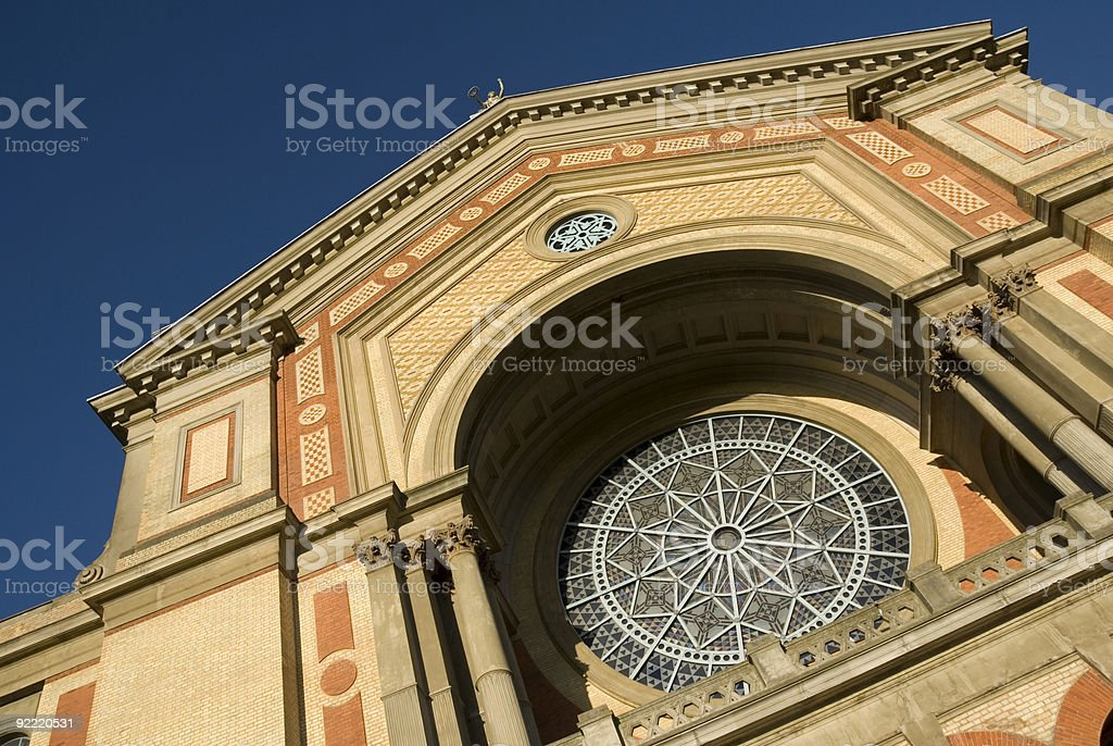 Alexandra Palace stock photo