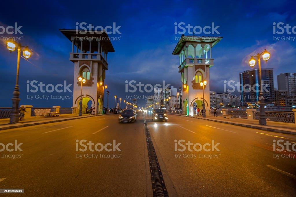 Alexandria - foto de acervo