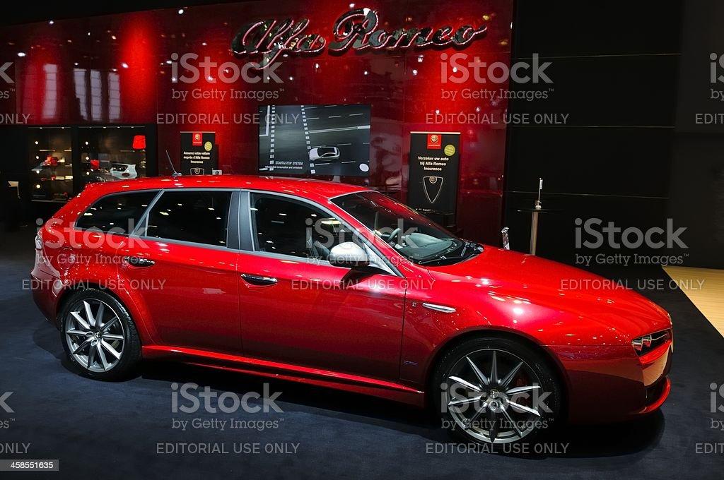 Alfa Romeo 159 Sportwagon Stock Photo Download Image Now Istock