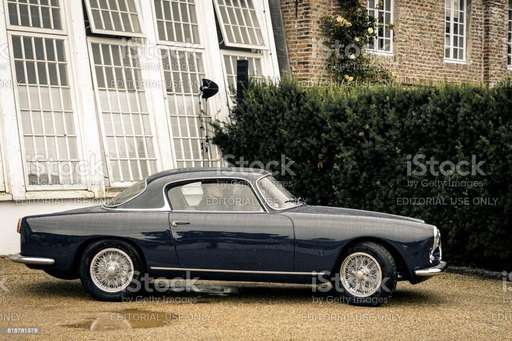 Alfa Romeo 1900 CSS stock photo