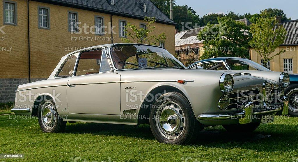 Alfa Romeo 2000 Vignale die Coupe – Foto